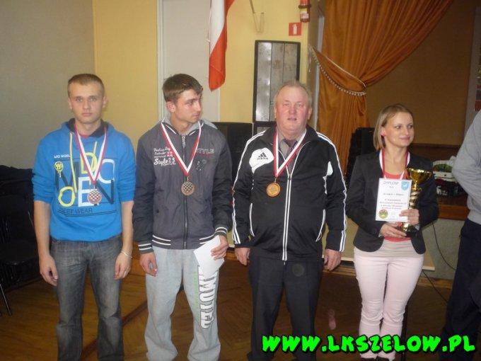 Wojewódzkie Mistrzostwa Z LZS w warcabach 100-polowych